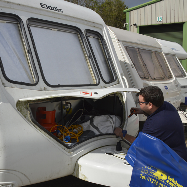 caravan repair